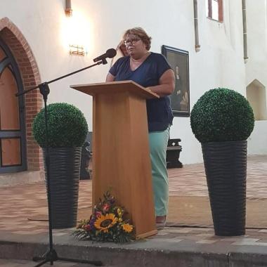 Stellv. Kreisvorsitzende der Frauen Union Stendal, Frau Christel Güldenpfennig